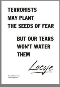 don't water seeds of fear