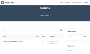 pixeldima-forum-screenshot